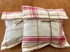 Pair Of Scented Drawer Sachets Handmade