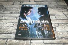 DVD -  DEMOLITION MAN - SYLVESTER STALLONE  WESLEY SNIPES / DVD