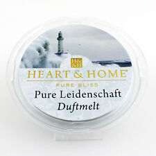Heart & Home Duft Tart Pure Leidenschaft