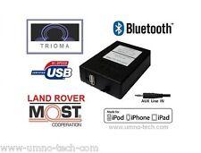 LAND RANGE ROVER Vogue L322, Freelander2 LF USB MP3 iPod AUX Bluetooth TRIOMA