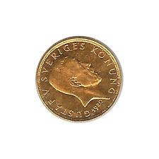 Sweden - Gold - 5 Kronor 1920 Ch. UNC PL