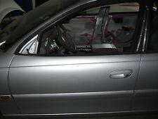 Opel Omega B Limousine & Kombi Facelift  Tür vorne links in Starsilber Z147
