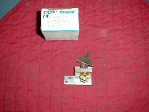 NOS MOPAR 1967 A BODY 1969-71 DODGE TRUCK HEATER & AC SWITCH