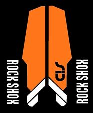Rock Shox Sid 2013 Replacement Color Matched Decal Kit