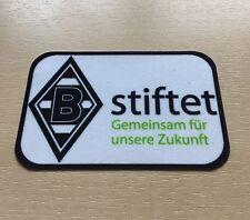 Borussia stiftet Patch Trikot Badge 2010/11 Mönchengladbach Aufbügler Aufnäher