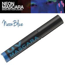 Stargazer Makeup Neon UV Fine Streak Hair Mascara Wash Out Instantly - Blue