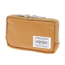 NEW Yoshida Bag PORTER FREE STYLE MULTI COIN CASE 707-07178 Camel from Japan