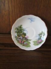 Unboxed Tableware Tea Cup & Saucer Royal Vale Porcelain & China