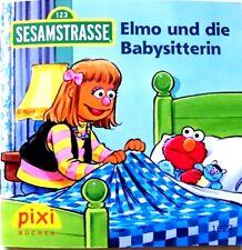 Pixi Buch Nr. 1627 Elmo und die Babysitterin - 1. Auflage 2008 -Sammlung -Bücher