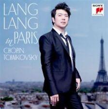 Sony! Classical CD: Lang Lang in Paris Chopin + Tchaikovsky