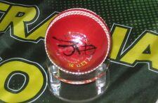 Brad Hogg (Australia & Perth Scorchers T20) signed Red Kookaburra Cricket Ball