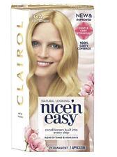 Clairol Nice' n Easy Permanent Hair Dye 10A Baby Blonde