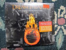 NEW Dream Theater: Live Scenes from New York RECALLED burning NY skyline cover!