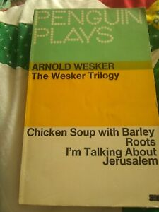 Good - The Wesker trilogy (Penguin plays) - Wesker, Arnold 1964-01-01 The cover