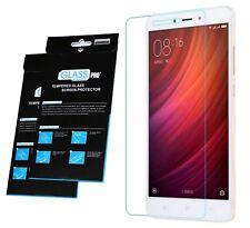 2 Pellicola proteggi schermo display vetro temperato per Xiaomi Redmi Note 4 4X