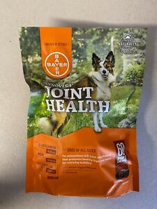 Bayer Synovi G4 Joint Health Soft Chews - 60ct EXP:07/21