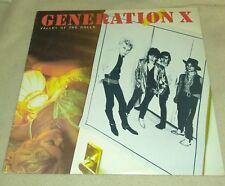 Generation X Valley Of The Dolls Chrysalis Vinyl Lp