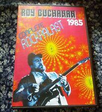 ROY BUCHANAN / 1985 GERMANY / RARE LIVE IMPORT / 1DVD /