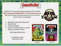 Garbage Pail Kids Topps 2020 Series 2 GPK 35th Anniversary Trading Card BLASTER