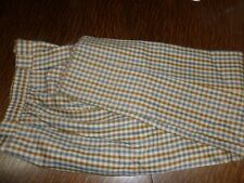 """GARDEUR   PURE WOOL CHECKED  TROUSERS SIZE UK 12 NEW-- UNFINISHED HEM  28"""" WAIST"""