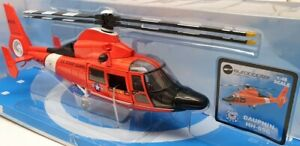 New Ray 1/48 Scale Model Helicopter 25903 - Dauphin HH 65C - Orange