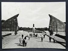 AK Berlino capitale della RDT 1964 OLYMPIA cartolina CCCP stemma (Lot 7627