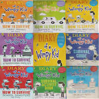 McDonalds Happy Meal Toy 2016 Diary Of A Wimpy Kid Childrens Books - Various