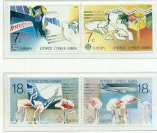 EUROPA CEPT - CYPRUS 1988 Transport & Communication