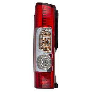 2014-2020 RAM PROMASTER 1500 2500 3500 REAR LEFT SIDE TAILLIGHT LAMP OEM MOPAR