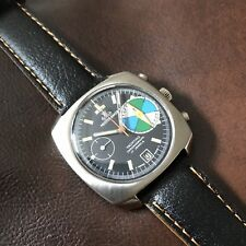 Rare Vintage Meister Anker Yachting Chronograph Regate