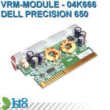 Dell VRM-módulos-th-04k666 - voltage regulation-precision 650 Server