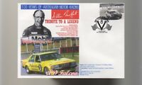 100 YEARS OF AUSTRALIAN MOTOR RACING ALLAN MOFFAT TRIBUTE COVER, XD FORD FALCON