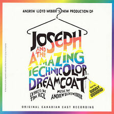 Rice, Tim : Joseph And The Amazing Technicolor Dreamcoat (1992 Canadian Cast) CD