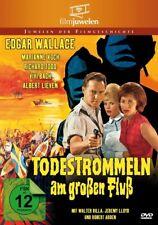 Todestrommeln am großen Fluss (Edgar Wallace) DVD NEU + OVP!