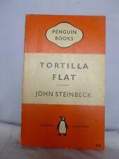 Tortilla Flat by John Steinbeck - Penguin PB 1960