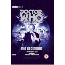 Doctor Who The Beginning Box Set William Hartnell Region 4 New 3xDVD