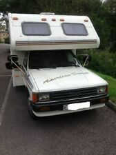 Toyota Automatic 4 Sleeping Capacity Campervans & Motorhomes