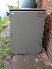 GRANT VORTEX EXTERNAL 26KW OIL COMBI BOILER SUPPLIED & FITTED IN FRANCE