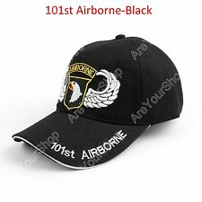 US Army 101st Airborne Division Military Eagle Wing Casquette De Baseball