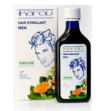 New Men Care Hair Stimulant for Growth, Strength with Tobacco Absolute, Oils