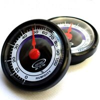 0-100% Portable Accurate Durable Analog Hygrometer Humidity Meter Indoor Outdoor