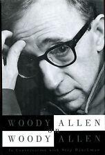 Woody Allen on Woody Allen: In Conversation with Stig Bjorkman-1st US Ed./DJ