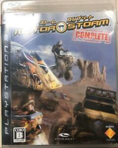 PS3 motorstorm complete 30198 Japanese ver from Japan
