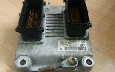 SD 0261207962 55350552 1.2 CORSA C ENGINE ECU BOSCH VAUXHALL OPEL
