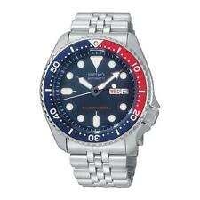 Seiko Men's Divers 42mm Steel Bracelet & Case Automatic Analog Watch SKX009K2