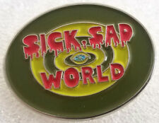 MTV - Daria - Sick Sad World Logo Pin