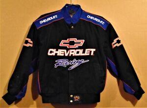 CHEVROLET MOTOR SPORTS RACE JACKET