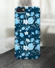 Fundas y carcasas mate de color principal azul para teléfonos móviles y PDAs Samsung