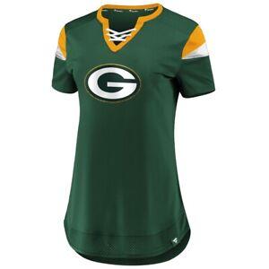Fanatics Women's Green Bay Packers Football Athena Football Jersey Medium M NFL