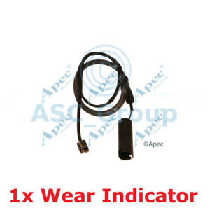 Apec Braking 810mm Disc Brake Pad Wear Indicator Warning Contact Kit WIR5119